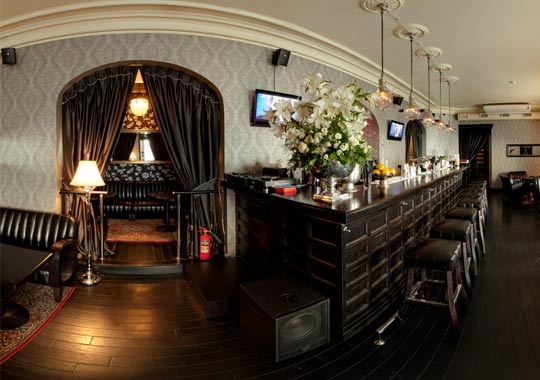 бары москвы фото Bar Martinez